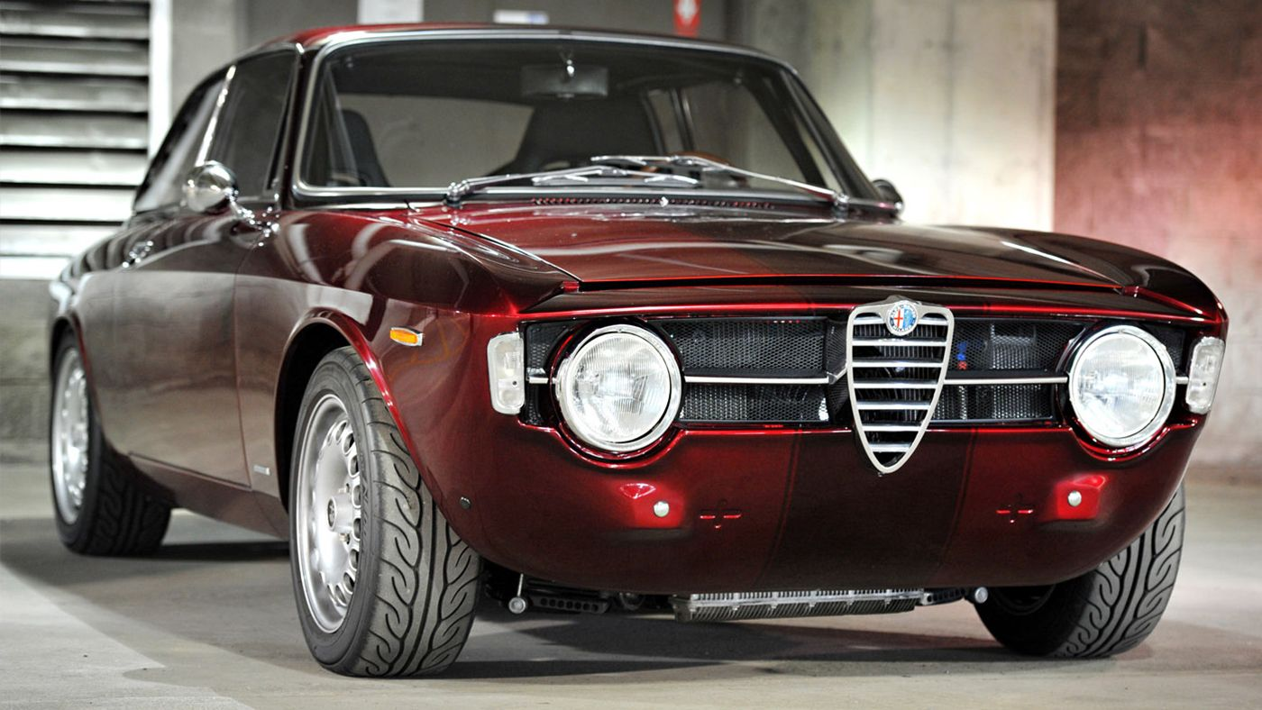 This Alfa Romeo Gt 1300 Junior Is For Life With Images Alfa
