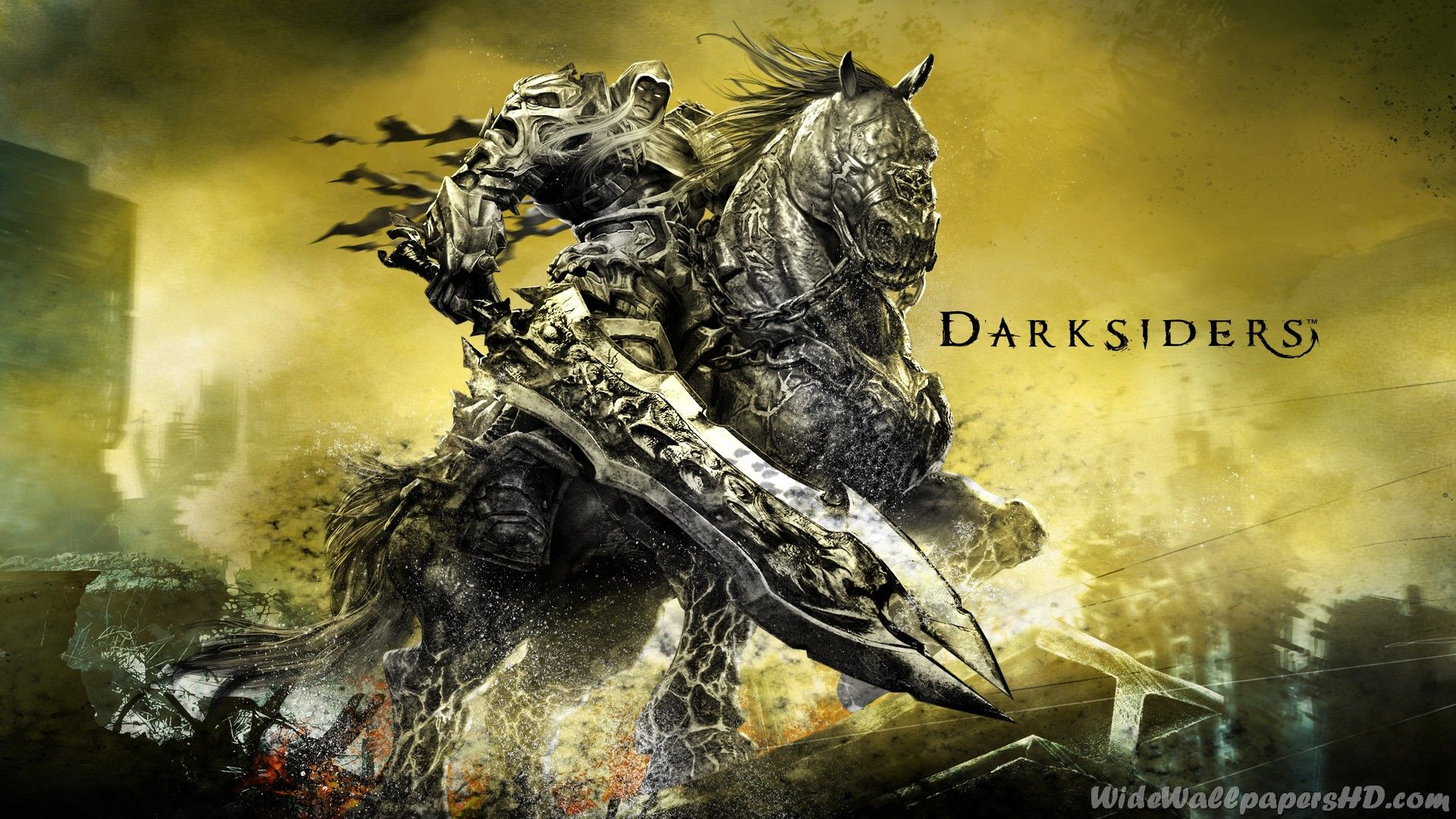 Darksiders II Full HD Wallpaper and Background x ID