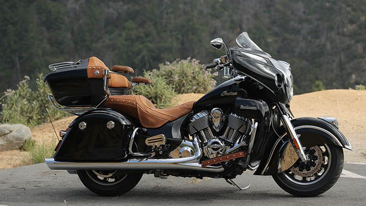 The New Indian Roadmaster I Like That With Images Indian