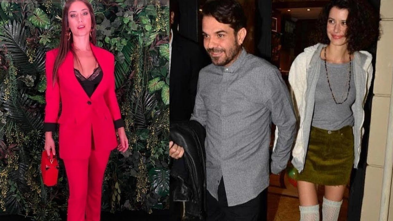 Beren Saat Spotted With Her Husband | Hazal Kaya Latest ...