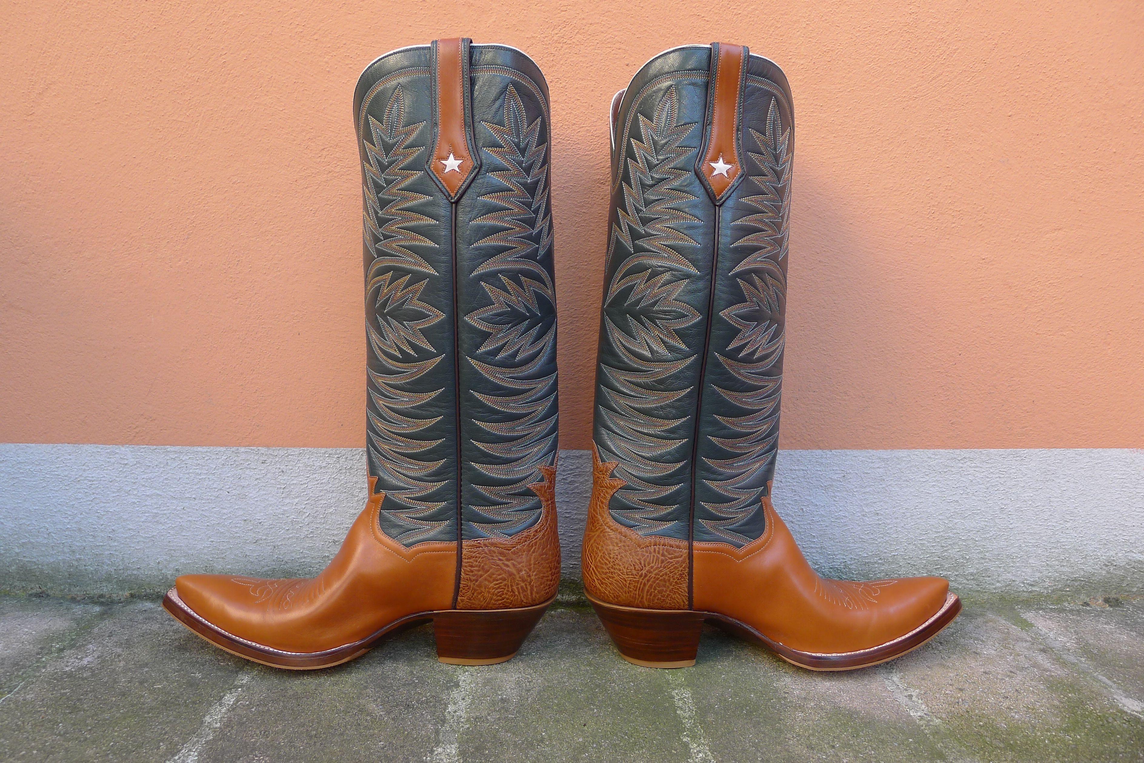 ee64623dc73 Custom Cowboy Boots, handmade by Legendary Boot Co., El Paso Texas ...