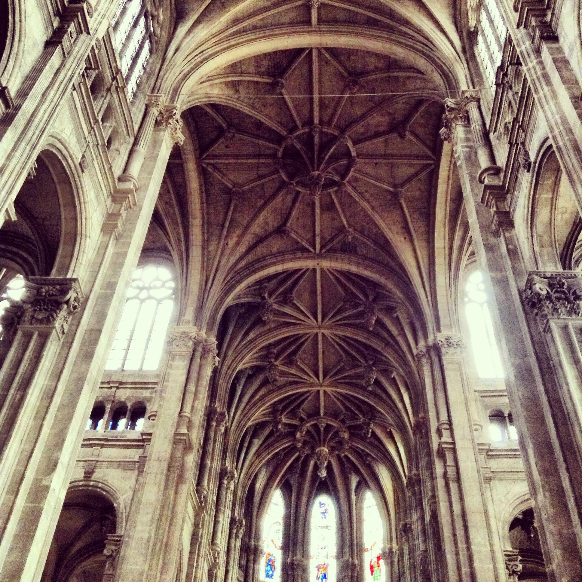 Eglise Saint-Eusache, Paris