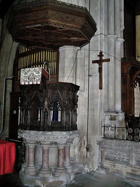 Lincoln, St Swithins