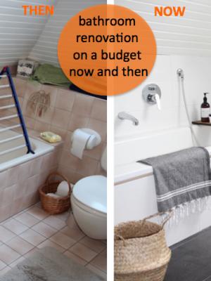 Badezimmer selbst renovieren: vorher/nachher | bad ...