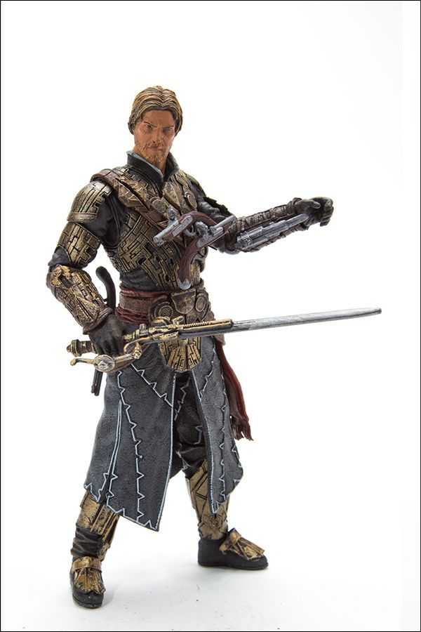 Edward Kenway In Mayan Outfit Series 3 Assassin S Creed Action Figure Black Flag Action Figures Edwards Kenway