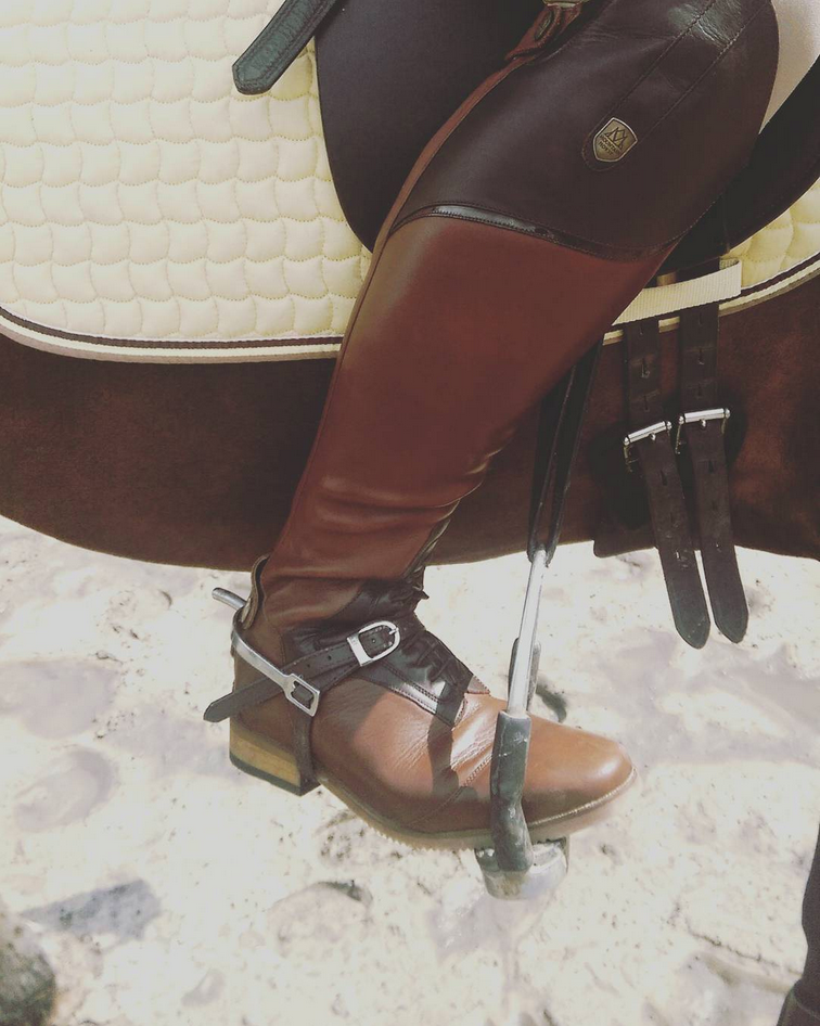 What is the first word that comes to mind when you see Mountain Horse USA Sovereign Field Boots? Photo: kidkaddi_ (Instagram) #mountainhorseusa