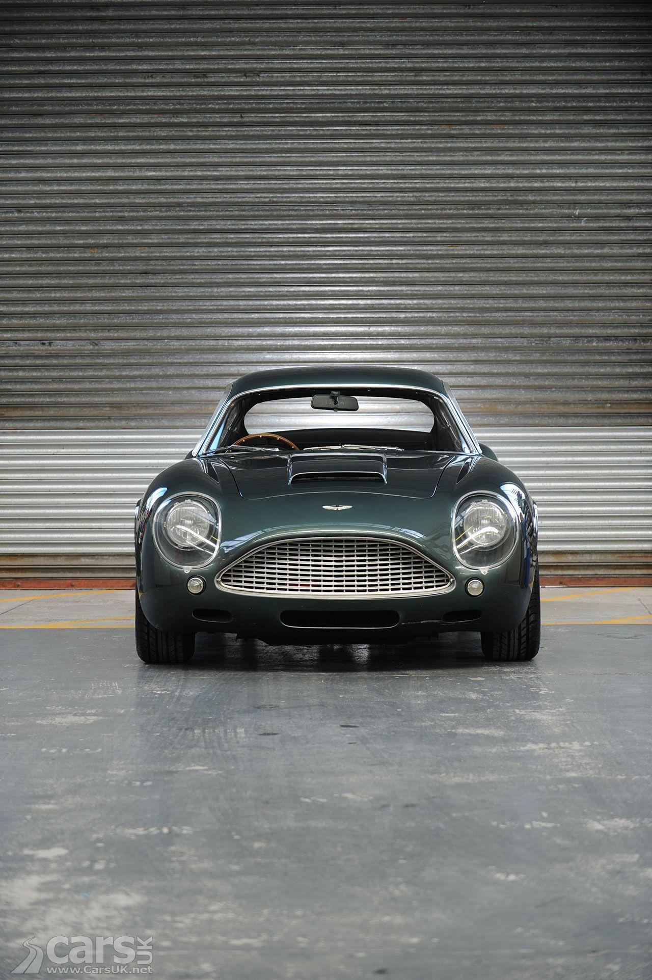 Aston Martin DB4GT Zagato Sanction II Gallery