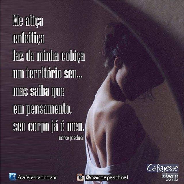 #frases #poesia #desejo #pensamentos