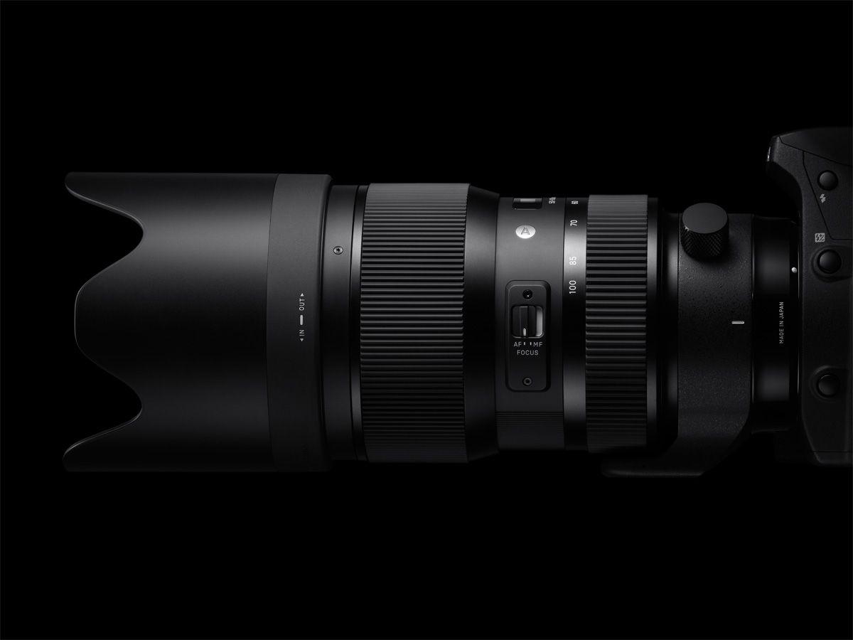 Sigma 50 100mm F 1 8 Dc Hsm Art Lens For Nikon F Mount Announced