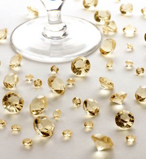 gold table decorations - Gold Decorations