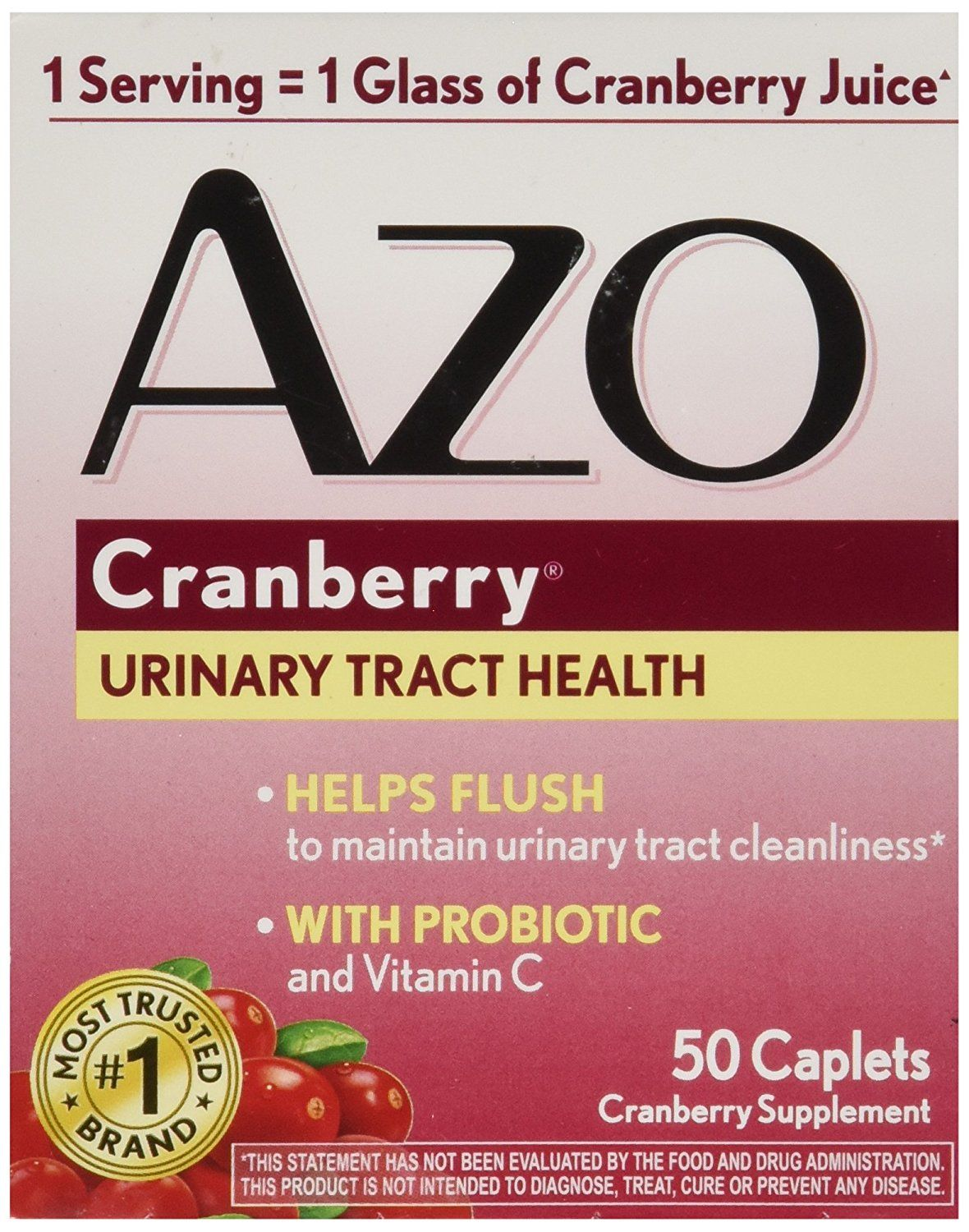 Azo Cranberry Tablets 50 Count Find Out More Details By