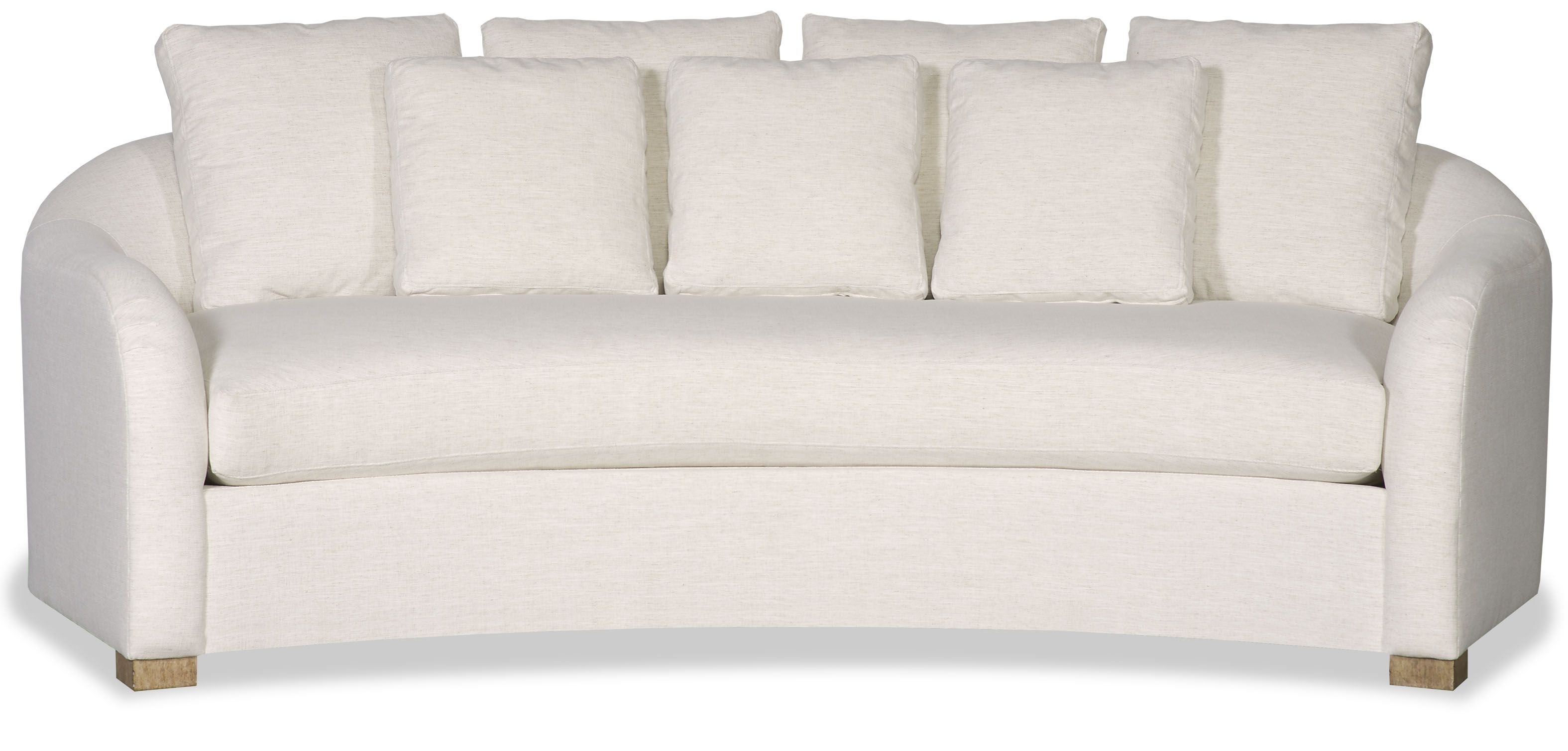 Move Over Boxy Sofas We Embrace Curves