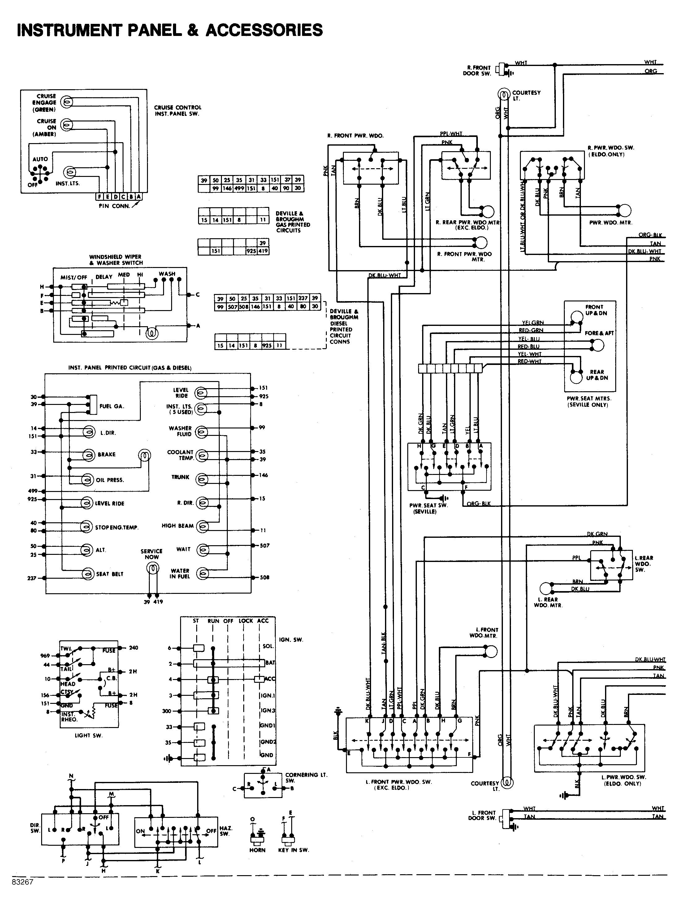 Honda Accord Radio Wiring Diagram
