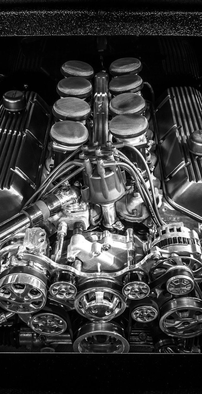 Ford Engine 550 Hp 7 5l Hot Rods Cars Muscle Hot Cars Automobile Engineering