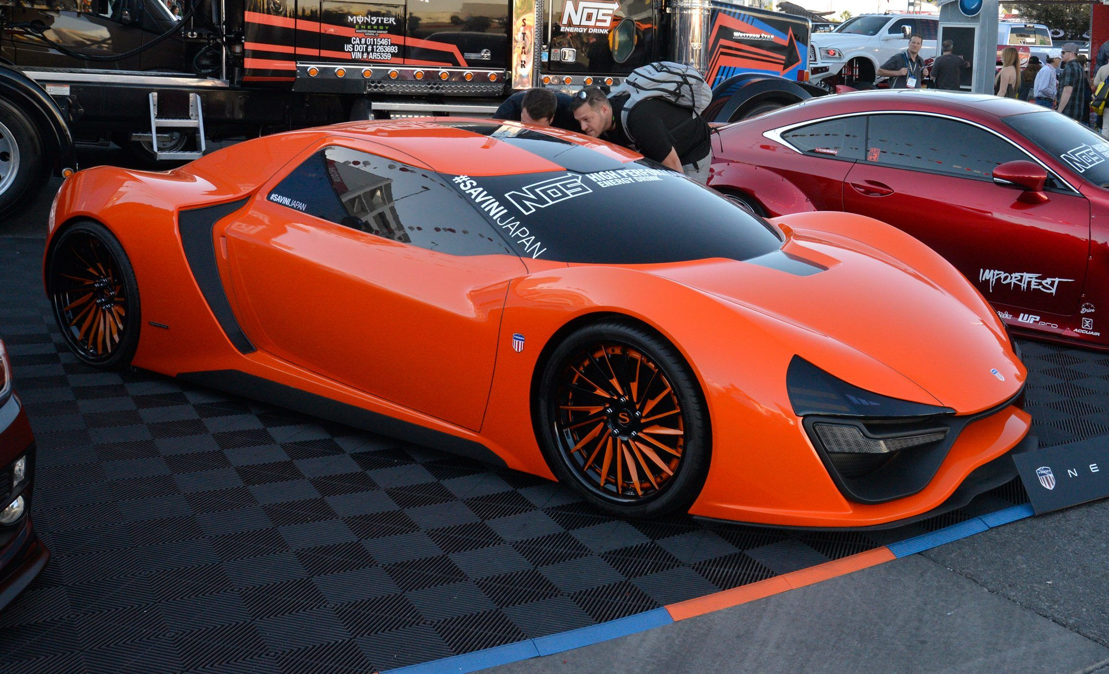 2017 Trion Nemesis Rr 4wd 2000 Hp Twin Turbo V8 Supercars Trion Super Cars Twin Turbo