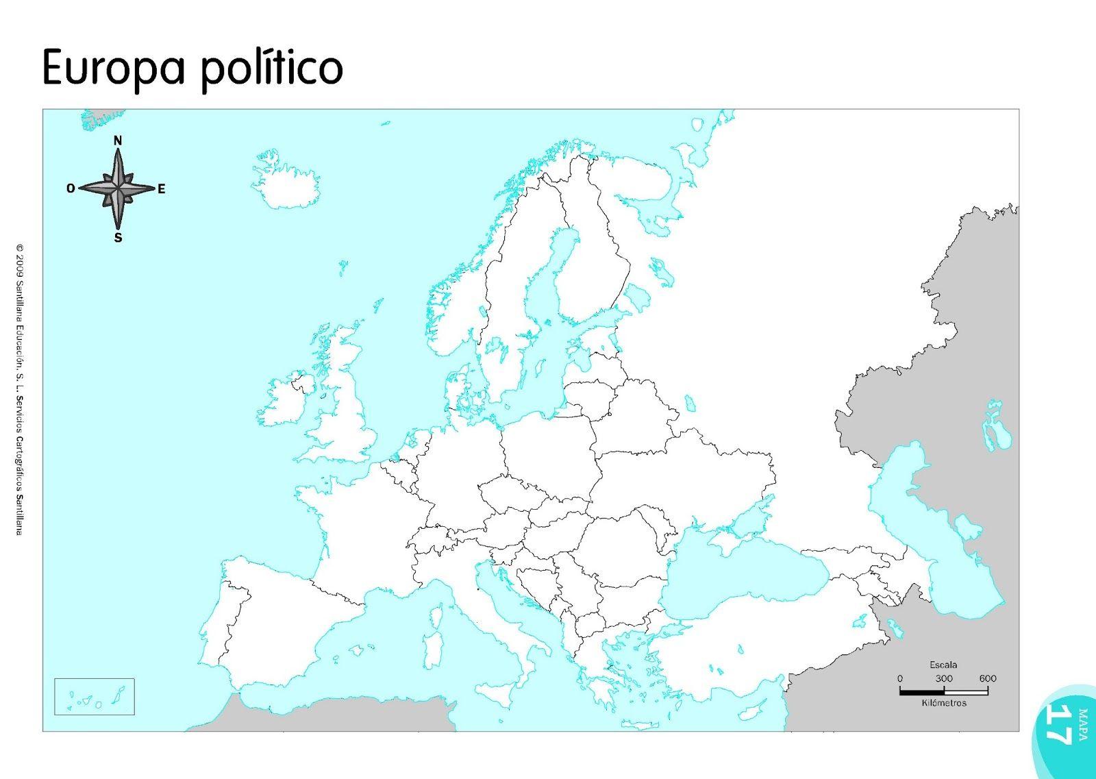 Juego Mapa Interactivo De Europa.Pin En Laminasdidacticas
