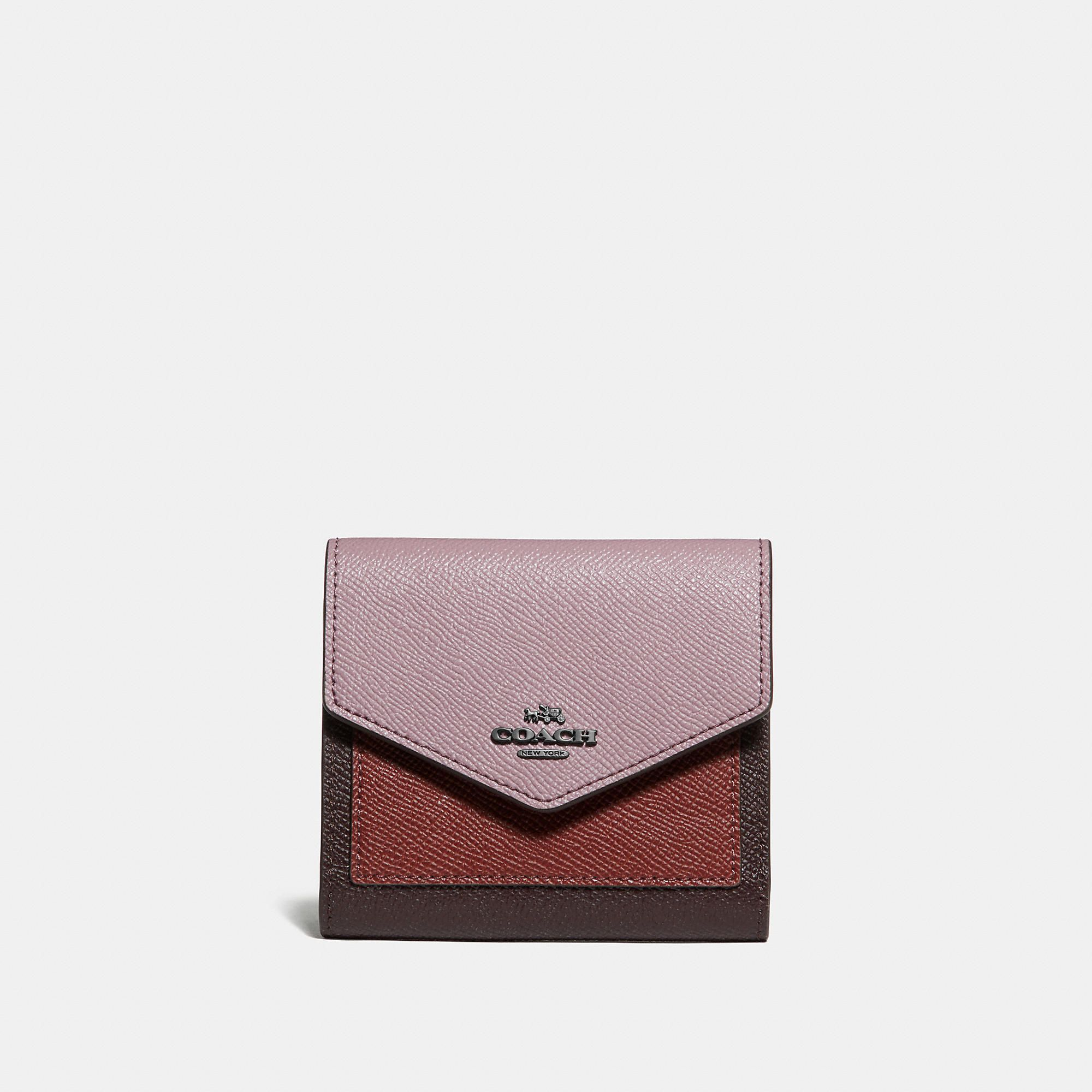 4f05feeec1 Coach Small Wallet In Colorblock | Products | Small wallet, Wallet ...