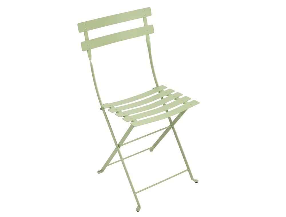 Chaise métal Bistro, chaise en métal, mobilier de jardin