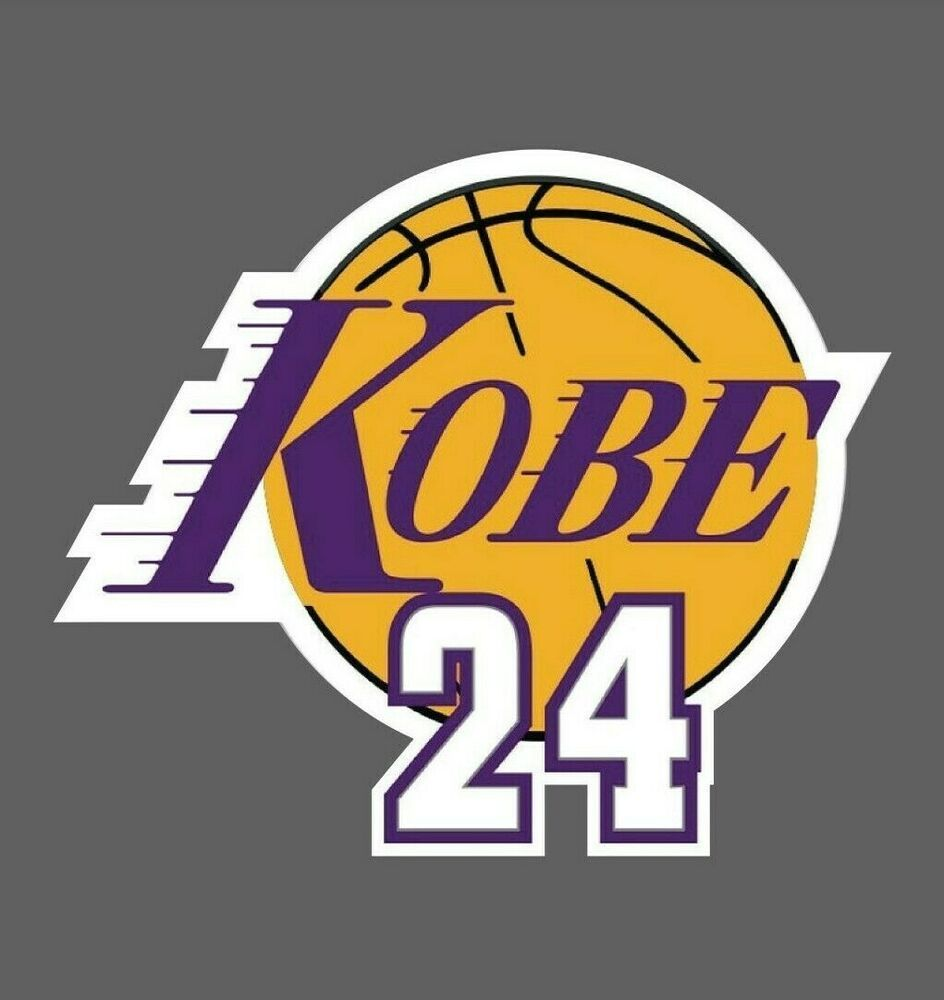 Kobe Bryant 24 Lakers 2 Pack Nba Decal Sticker You Choose Size Free Shipping Losangeleslakers In 2020 Kobe Bryant 24 Basketball Vinyl Decal Kobe Bryant Kobe Bryant Kobe Bryant 24 Kobe [ 1000 x 944 Pixel ]