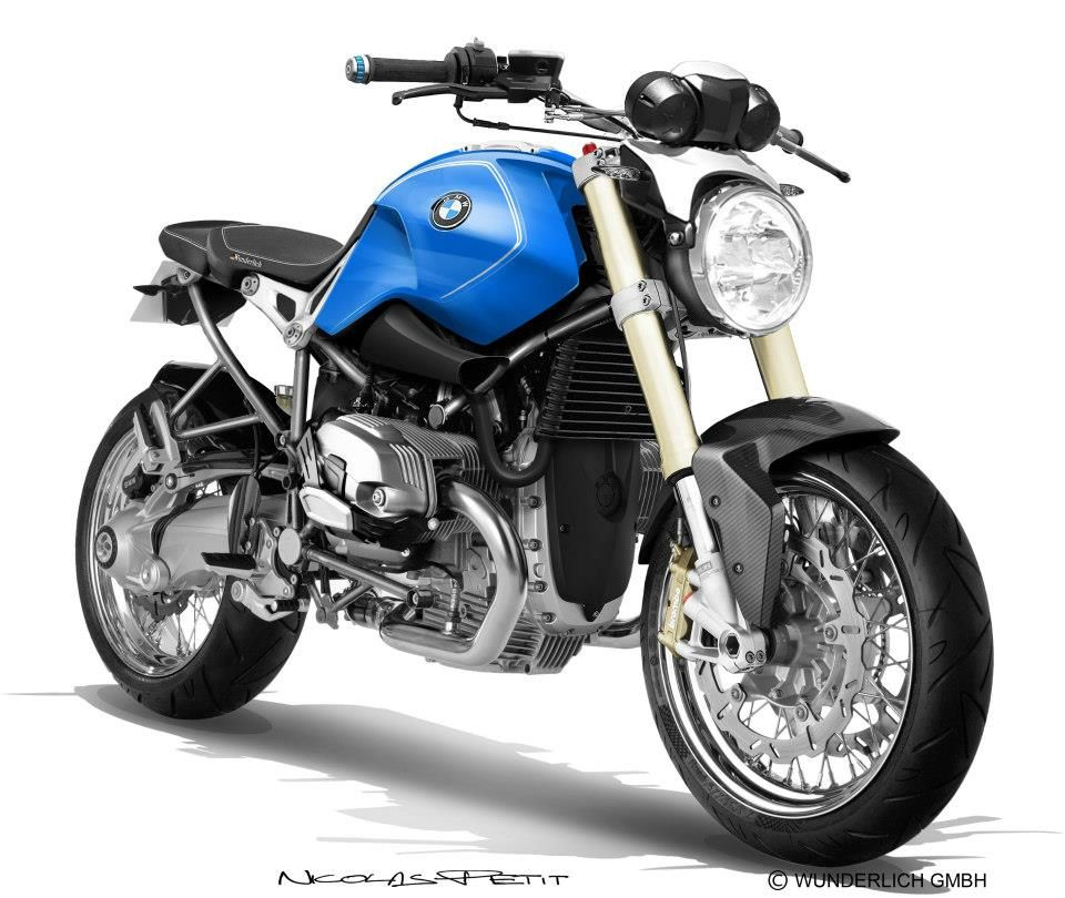 2012 BMW R1200R Review