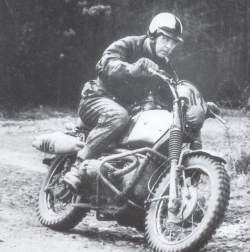 BMW took a shot at the ISDT (International Six Day Trial ...