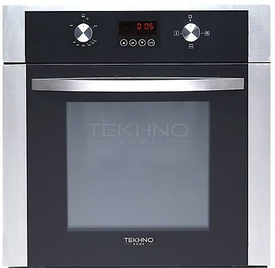 24 Single Gas Lp Nat Wall Oven Built In 110 Volt Tekhno Home Wall Oven Convection Wall Oven Gas Wall Oven