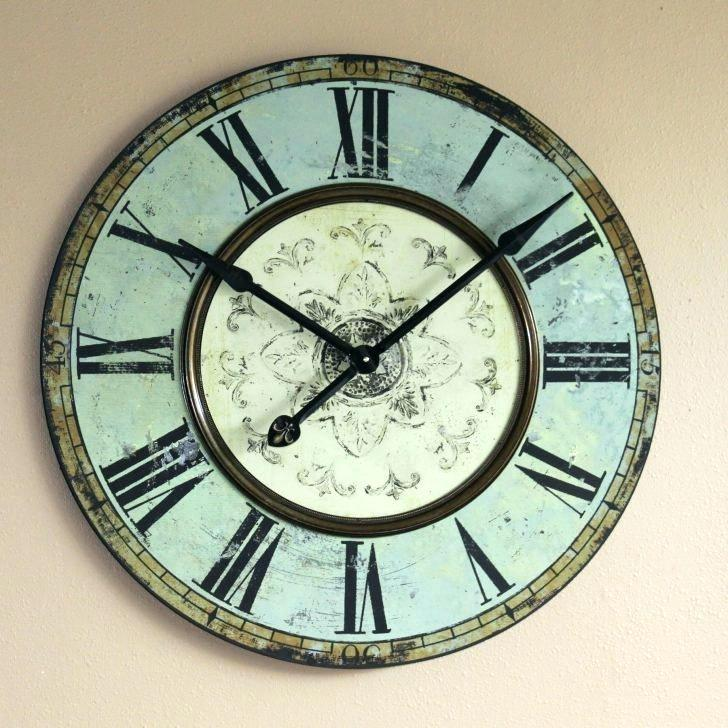 Big Vintage Wall Clocks Google Search Green Wall Clocks Gallery Wall Clock Large Gallery Wall