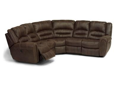 Downtown Flexsteel 1710 Sectional And Other Living Room