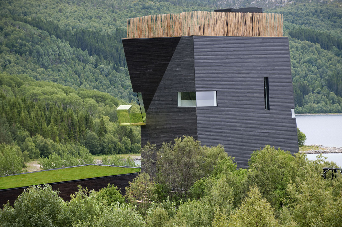 Steven Holl - Knut Hamsun Center - Hamarøy, Norway - 2009
