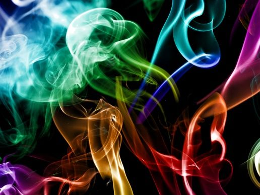 Wallpaper Multicolored Smoke Photos And Free Walls Smoke Wallpaper Colored Smoke Smoke Background