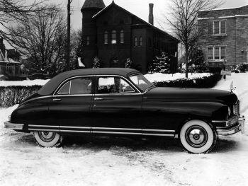 6 Passenger Vehicles >> 1948 Packard Custom Eight 6 Passenger Sedan By Derham 2206