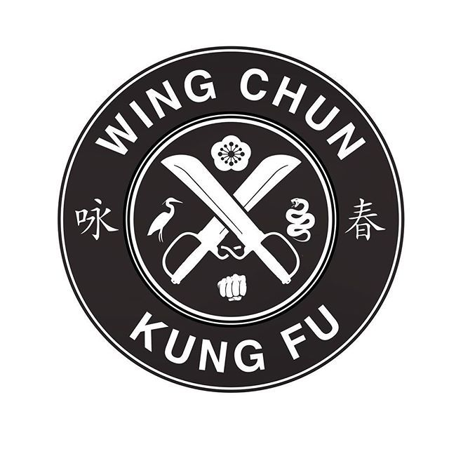 Initial Ideas Bw Stage For Wing Chun Logo A Part Of The Exeter