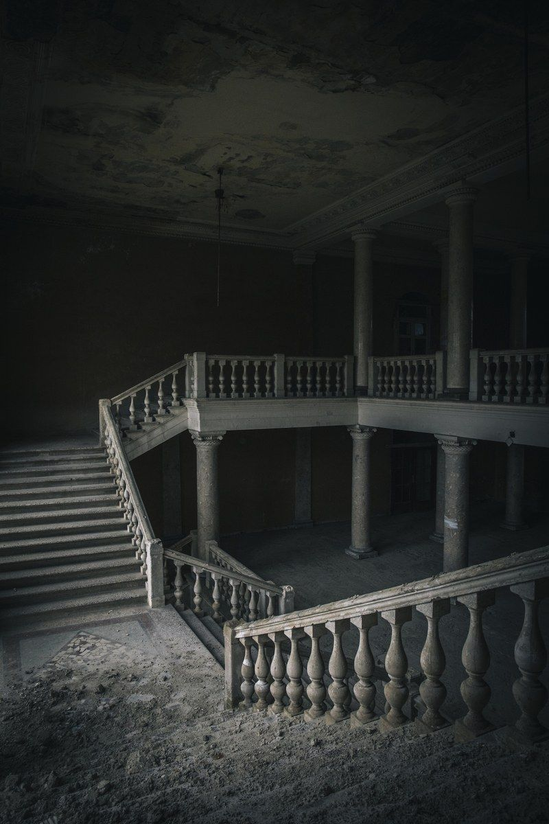 One Photographer Spent Five Years Capturing the Interiors of Abandoned Soviet-Era Spas