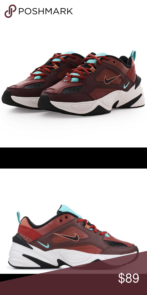 Nubile Gentiluomo Lucidato  Nike m2k tekno Mahogany mink | New nike shoes, Nike, Womens shoes sneakers