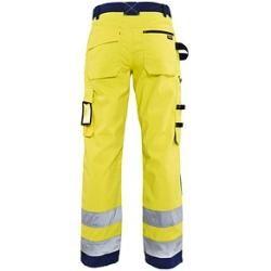Photo of Blakläder® calças de segurança para senhoras 7155 amarelo tamanho 36