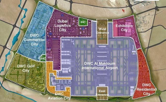 Site plan dubai world central dubai pinterest site plans and site plan dubai world central gumiabroncs Gallery