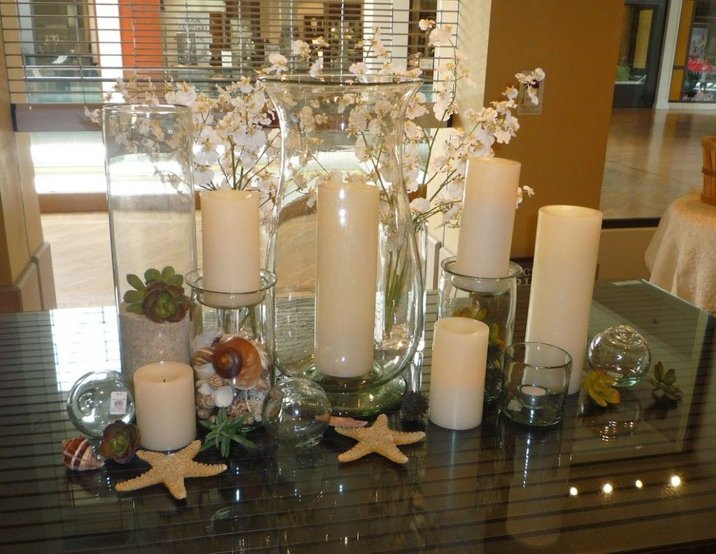 Ideas For Everyday Table Centerpieces