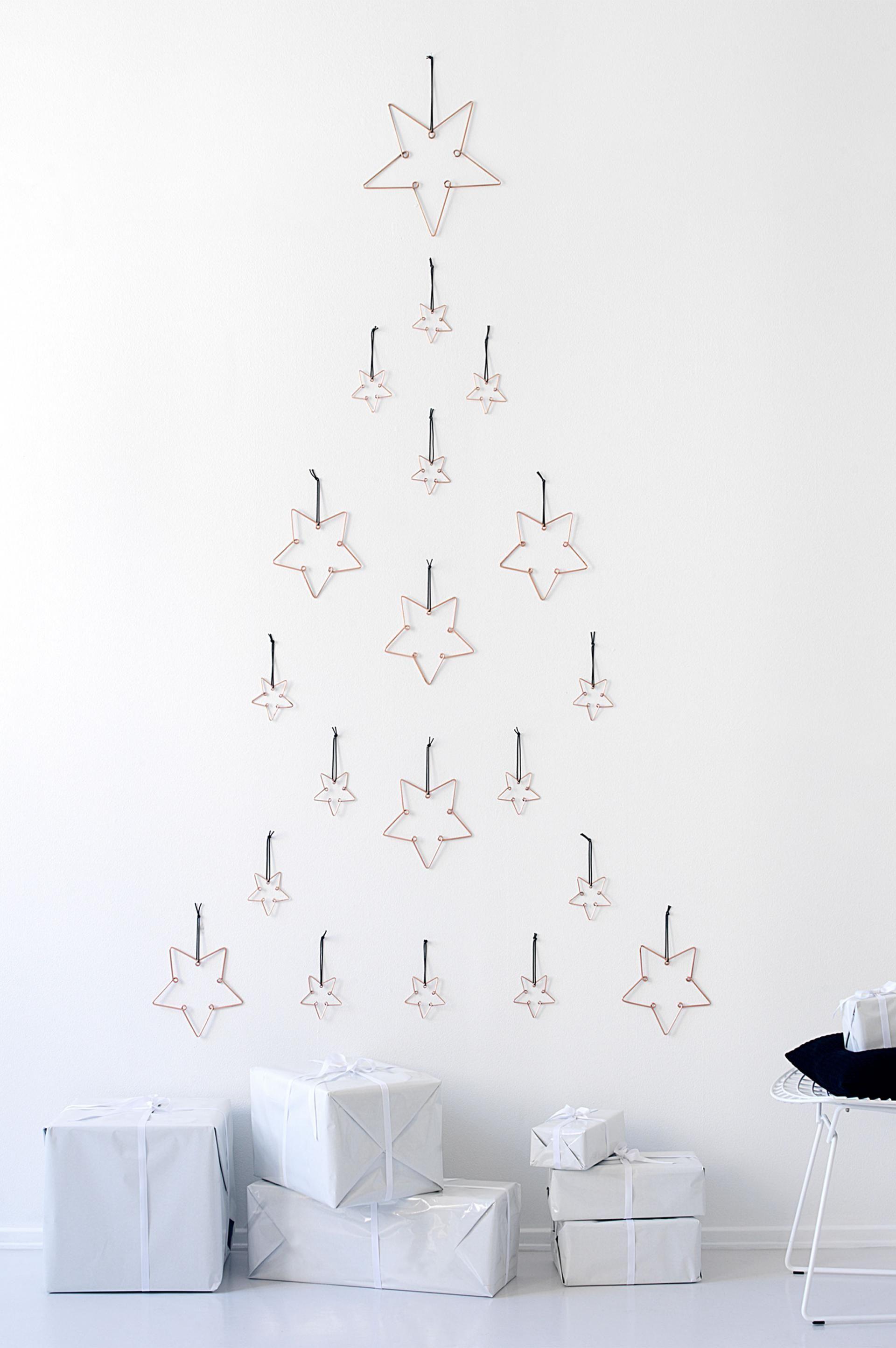 Christmas Tree Alternatives For Small Homes.