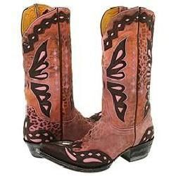 Old Gringo Monarca Pink Boots | Overstock.com Shopping - Great Deals on Old Gringo Boots