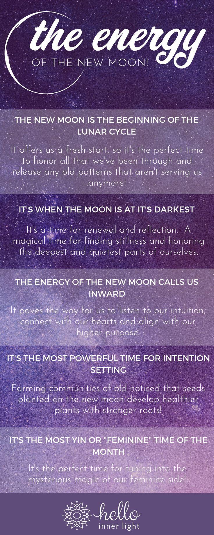 join the free new moon healing meditation! | hello inner light