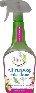 Muffetta Naturals - Rosemary & Sage All Purpose Cleaner | Green Cleaning Products