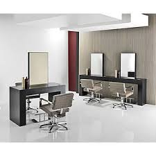 this is the furnutre, the chairs and mirrors i would have in my salon.