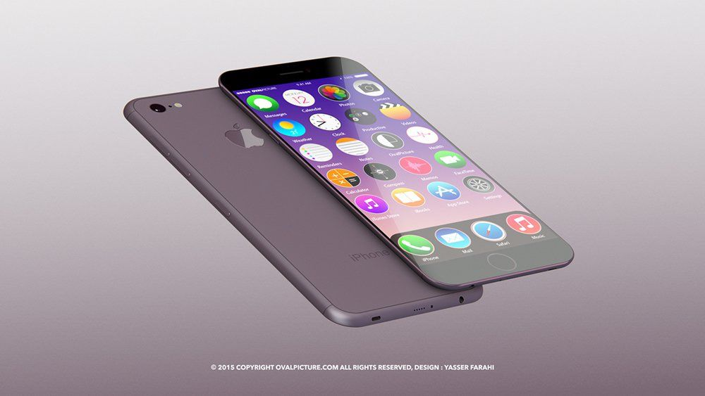 iPhone 7 IF this were to be what it's going to look like, I'm feelin it