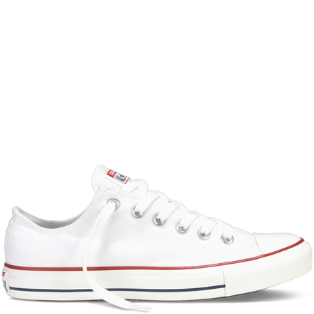 Chuck Taylor All Star Low Top #whiteallstars
