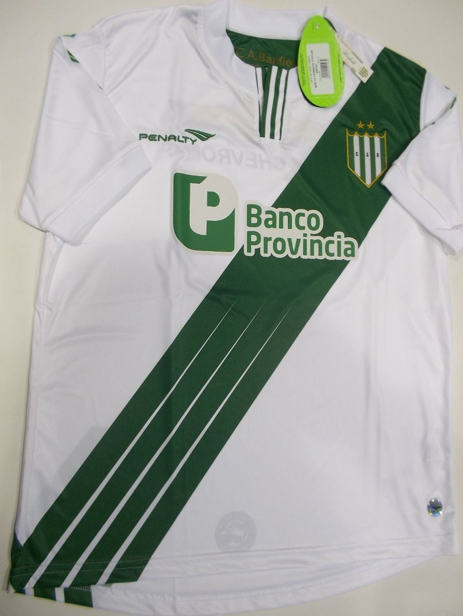 57ce7d22fcced camisetas BANFIELD