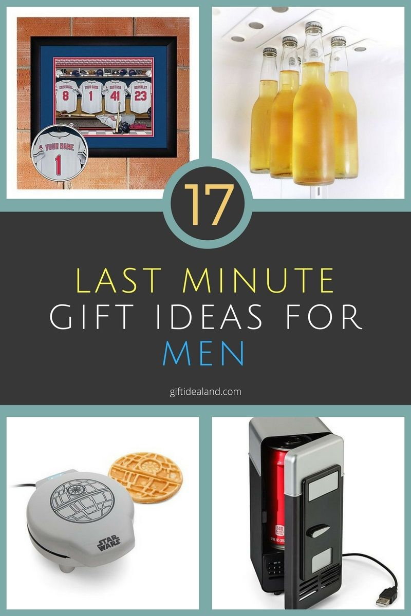 17 great last minute gift ideas for him last minute