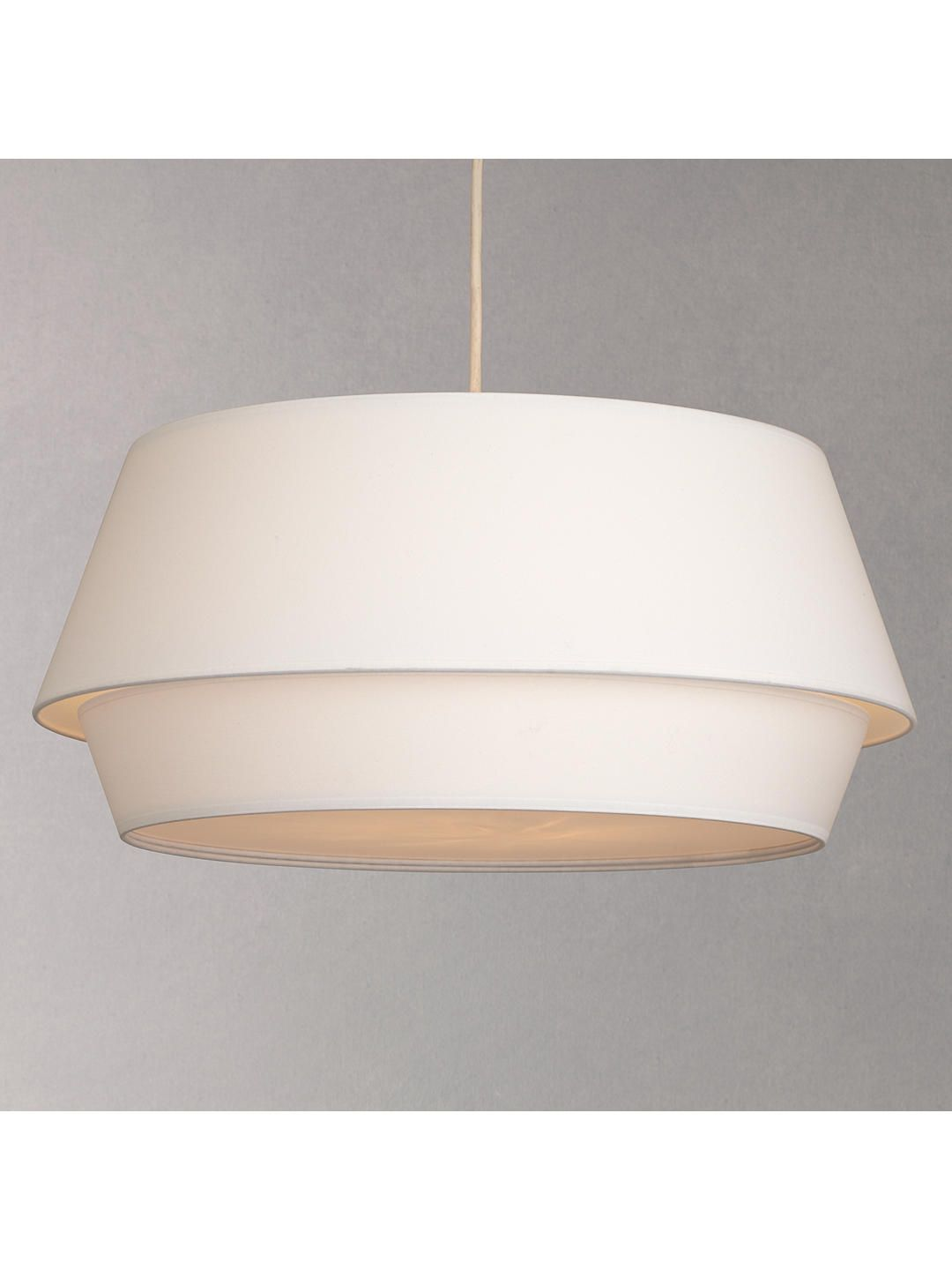 House By John Lewis Lisbeth Easy To Fit Ceiling Shade Lichen Ceiling Shades Lounge Ceiling Lights Bedroom Light Fixtures