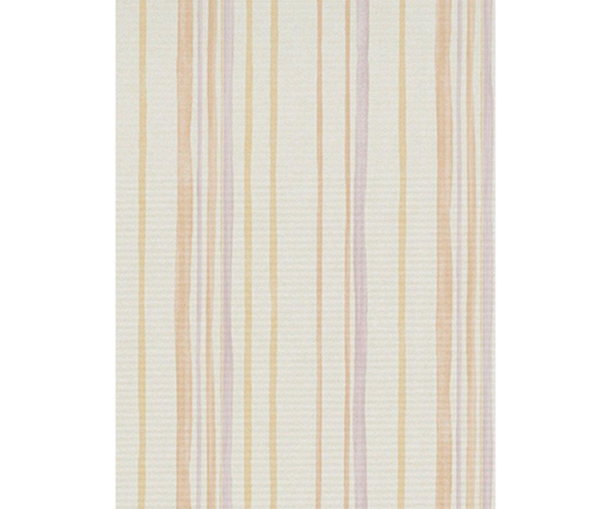 Pastel Stripes Purple Orange 7323 04 Wallpaper