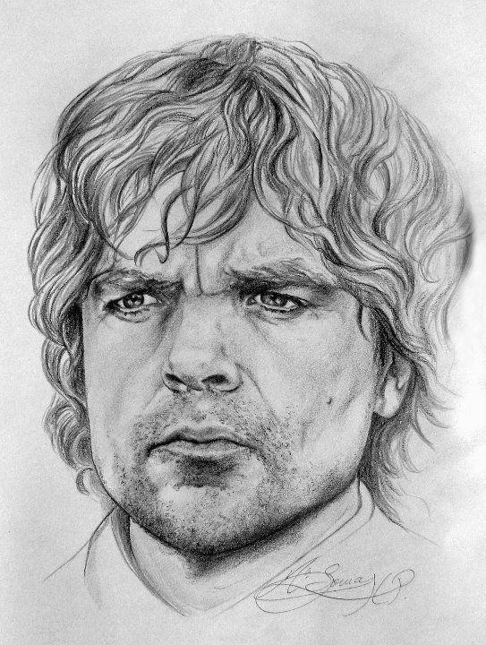 Tyrion Lannister by ArgosArt on deviantART