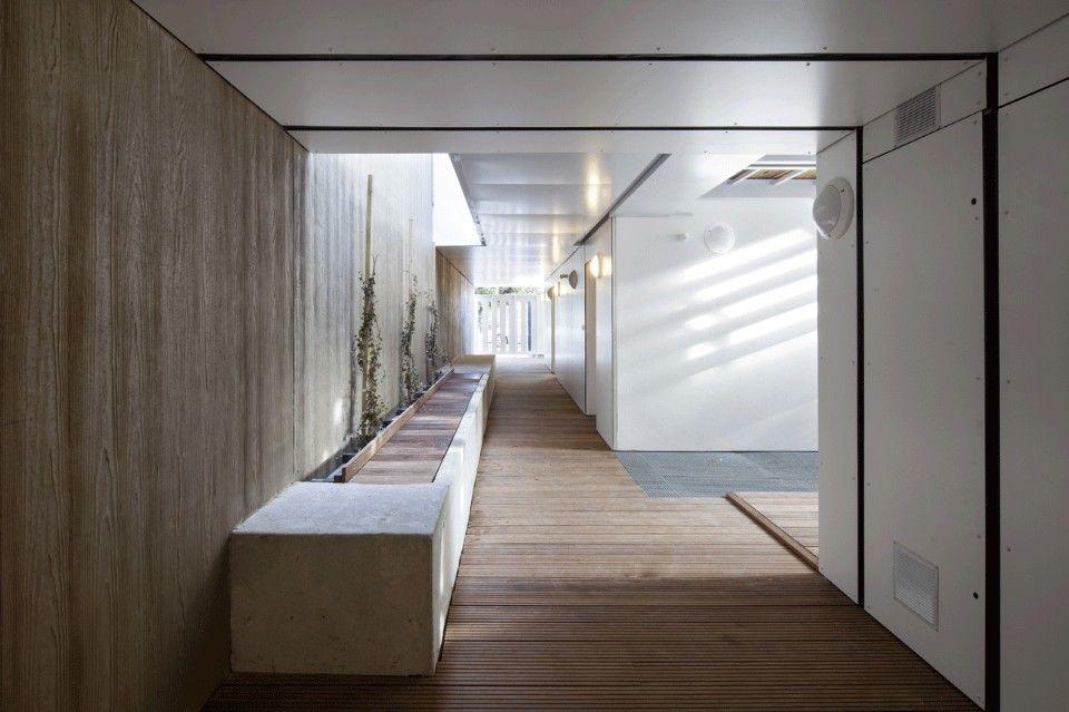 16 alloggi sociali a Bezonsa Atelier Gemaile Rechak